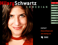 Hilary Schwartz Website