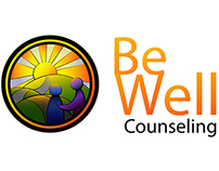 Be Well Counseling Logo Design