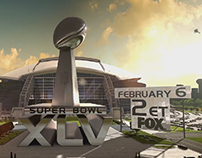 Fox Sports Super Bowl Pregame 2010
