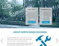 North Shore Holdings Redesign