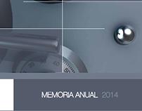 Memoria anual 2014 Factoring Creación
