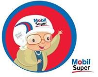ILLUSTRATION | Mobil Super