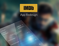 IMDb IOS App Redesign