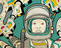 The Androgyny space suit