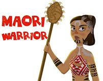 #CDChallenge Maori Warrior