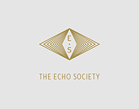 The Echo Society / Identity + Promo Video