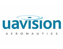UAVision | Corporate brand identity