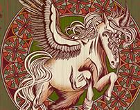 Free Spirit Poster Art