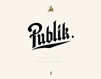 Publik Coffee Digital Experience