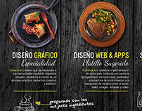 Food Branding Freelance