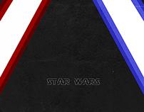 Star Wars | Minimal Poster