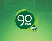 Fruki 90 anos