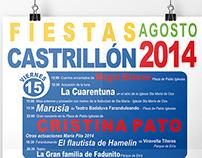 Fiestas Castrillón