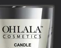 OHLALA Cosmetics Product Range
