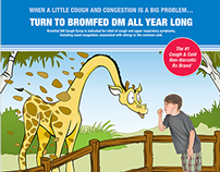 Turn to Bromfed DM All Year Long 2014 Calendar