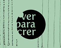 Ver Para Crer | Corporate brand identity