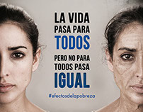 Manos Unidas   #EfectosDeLaPobreza