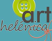 Arte Helénica | Corporate brand identity