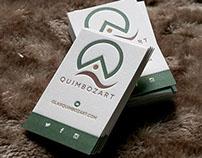 Quimbozart Brand Identity
