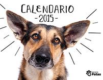Calendario 2015 - Proyecto 4 Patas