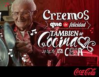 Happy meals Coca-Cola
