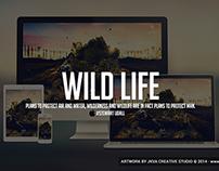 Wild Life - Photomanipulation