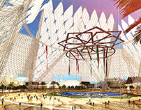 DUBAI EXPO 2020 | Infographic project