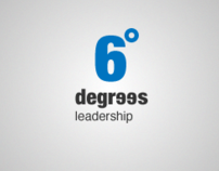 6 Degrees Leadership | Logo Design