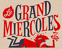 Le Grand Miercoles LP Cover
