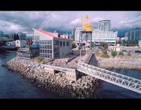 North Vancouver Aerial Cinematography