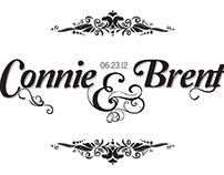 Brent & Connie's Wedding