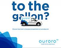 Aurora — Alternative Fuel Launch