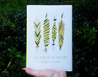 The Wind in the Willows cover redesign