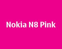Nokia N8... Pink is In.