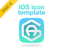 iOS AI Vector Template