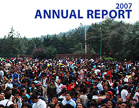GYAN 2007 Annual Report