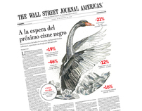 Newspaper design - The Wall Street Journal Americas
