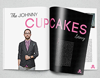 Johnny Cupcakes Editorial