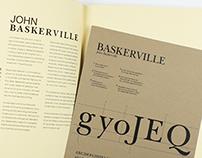 Type Designers & Typeface Book