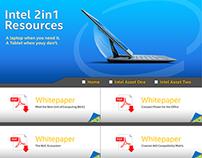 Intel Asset Concepts