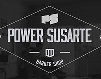 POWERSUSARTE - Barbershop.