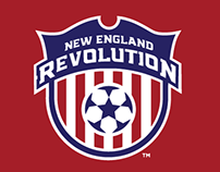 New England Revolution Re-Brand Proposal