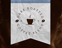 ROBUSTA COFFEE new concept