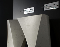 Washbasin: PRISMA - Il Bagno Bandini