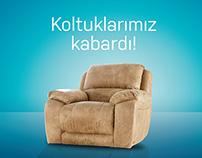 İstikbal / Lovemark ilanı