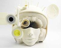 Trophy Helmet - 7 Necessities by Ted Noten