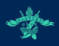 [A] A Factory Cafe / Icecream