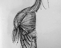 Daily sketchbook - Anatomy
