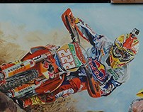 Tony Cairoli Commission