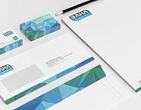 Baha Enerji corporate identity